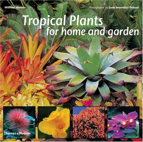 9780500283417: Tropical Plants for Home and Garden