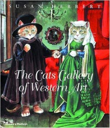 9780500283493: The Cats Gallery of Western Art