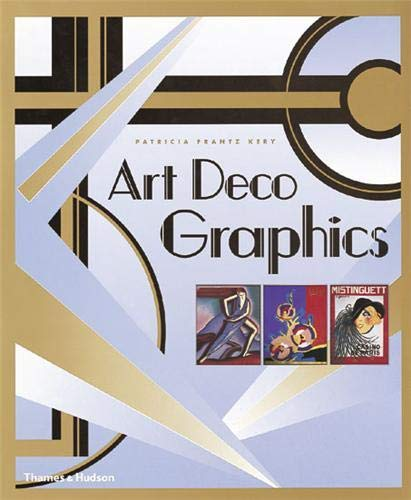 9780500283530: Art Deco Graphics