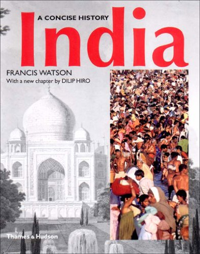 India: A Concise History (Illustrated National Histories): Chair of Biblical