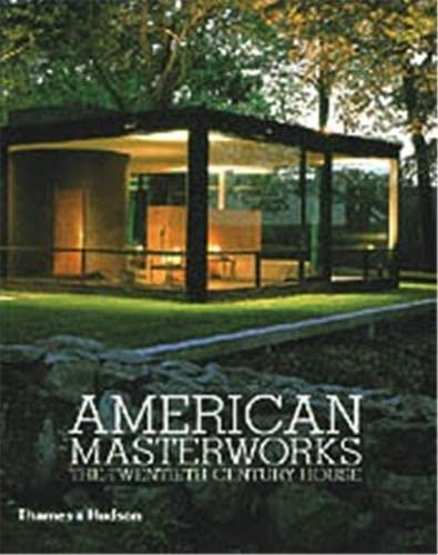 9780500283943: American Masterworks (Architecture/Design Series)