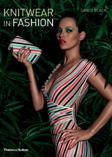 Knitwear In Fashion 9780500284018 This book crystallizes the transformation of knitwear design―and its audience―in our time. From Julien MacDonald's cobweb confections and Lainey Keogh's filigree works of art, through Prada's sophisticated classics with a twist and Missoni's rainbow zigzags and stripes, to Martin Margiela's avant-garde deconstructions and Issey Miyake's revolutionary clothing concept A-POC, the best of today's fashion designers are bringing radical ideas to this most traditional of forms. Lavishly illustrated with color photographs, Knitwear in Fashion shows off the best in international knitwork right up to the present day. An extensive reference section covers the technology of knitting, developments in design and new fibres, as well as a glossary of technical terms and biographies of designers. This book is essential for anybody concerned with textiles, fashion or contemporary design. 300 photographs, 285 in full-color