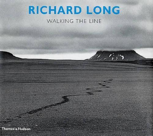 9780500284094: Richard Long: Walking The Line