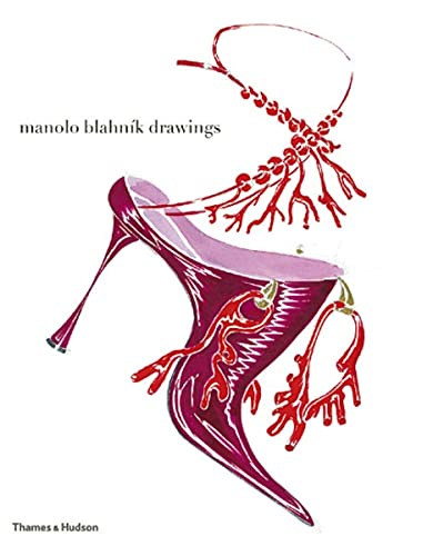 9780500284131: Manolo Blahník Drawings