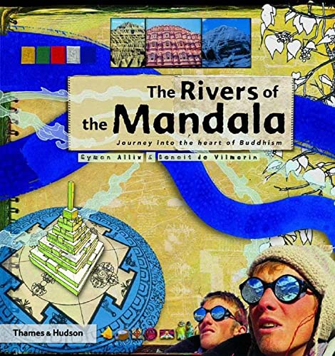 9780500284957: The Rivers of the Mandala: Journey to the Heart of Buddhism