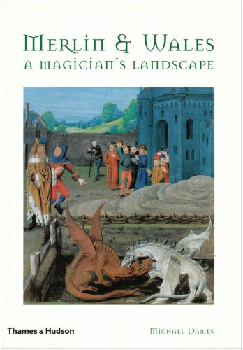 9780500284964: Merlin and Wales: A Magician's Landscape