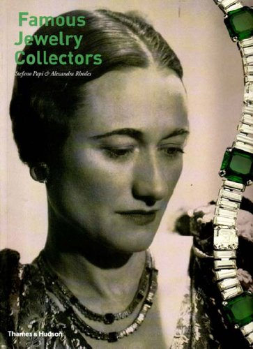 Famous Jewelry Collectors: Alexandra Rhodes; Stefano
