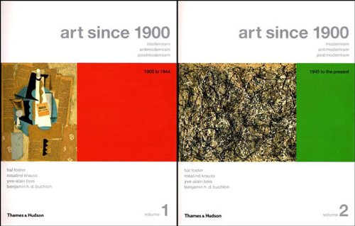 9780500285411: Art Since 1900: Modernism, Antimodernism, Postmodernism, Volume 1: 1900 to 1944 (College Text Edition with Art 20 CD-ROM)