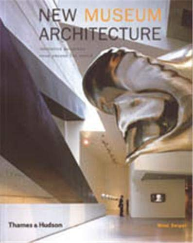 New Museum Architecture. Innovative Buildings from around the World. With 190 colour illustrations.