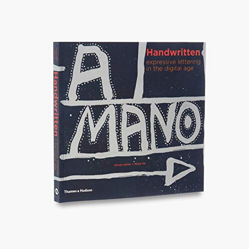 9780500285954: Handwritten: Expressive Lettering in the Digital Age