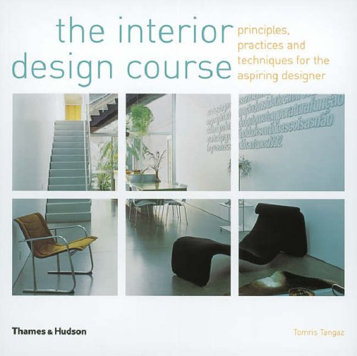 9780500285985: Interior Design Course /Anglais