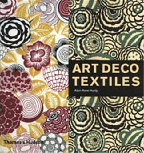 9780500285992: Art Deco Textiles: The French Designers