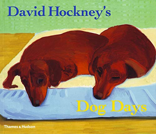 9780500286272: David Hockney's Dog Days