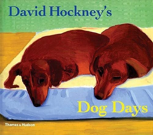 9780500286272: David Hockney's Dog Days