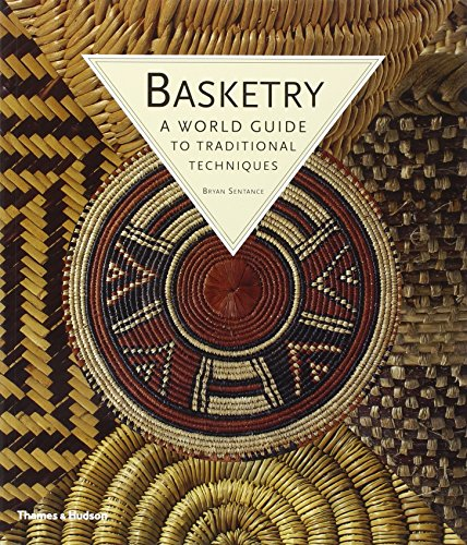 9780500286708: Basketry: A World Guide to Traditional Techniques