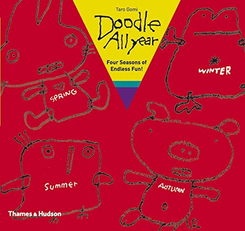 9780500287064: Doodle All Year: Four Seasons of Endless Fun!
