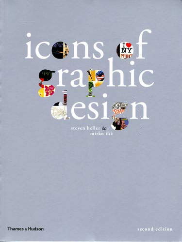 9780500287293: Icons of Graphic Design