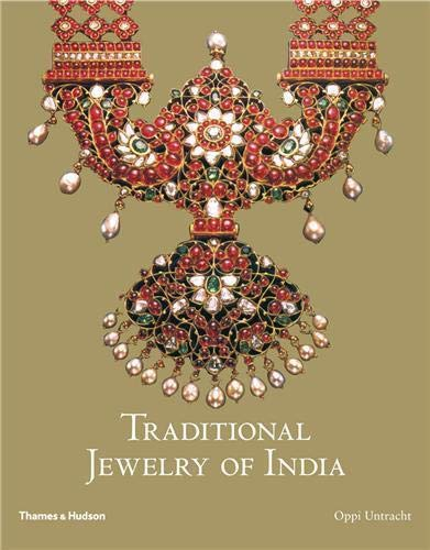9780500287491: Traditional Jewelry of India