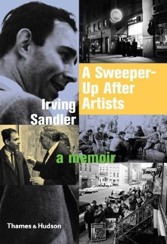 9780500287675: A Sweeper-Up After Artists: A Memoir