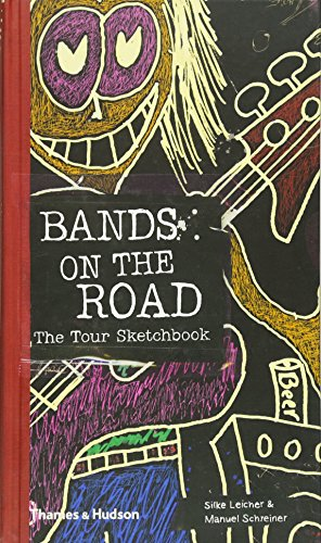 9780500287736: Bands on the Road: The Tour Sketchbook