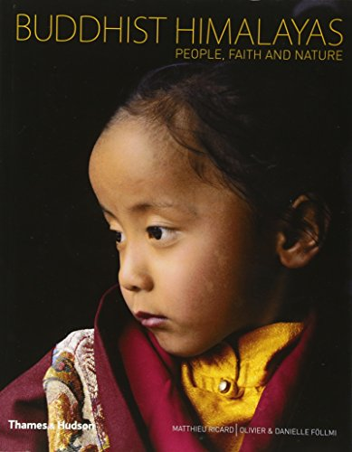 9780500287750: Buddhist Himalayas: People, Faith and Nature