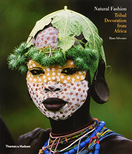 9780500288054: Natural Fashion: Tribal Decoration from Africa