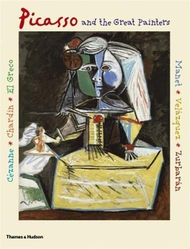 9780500288078: Picasso and the Great Painters