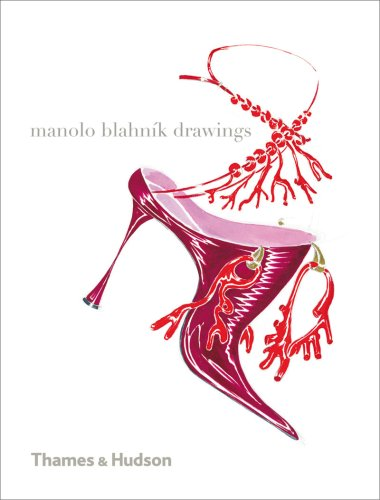 9780500288092: Manolo Blahnik Drawings
