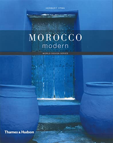 9780500288528: Morocco Modern (World Design)