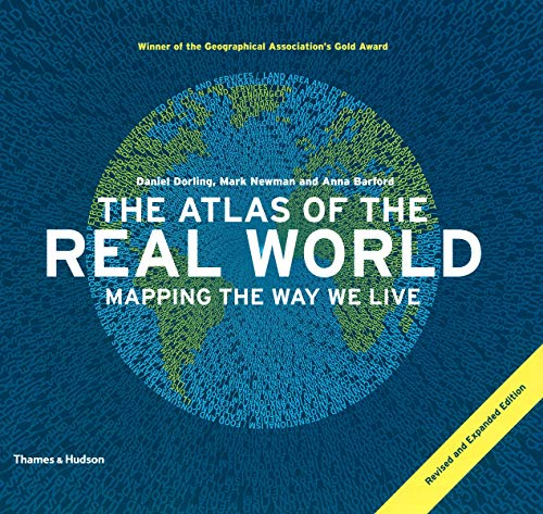 9780500288535: The Atlas of the Real World: Mapping the Way We Live