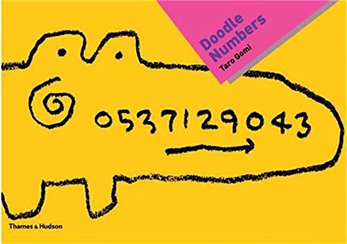 9780500288597: Doodle Numbers