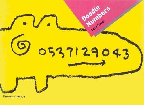 9780500288597: Taro Gomi Doodle Numbers /Anglais