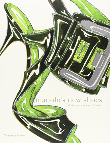 Manolo's New Shoes (0500288852) by Suzy Menkes