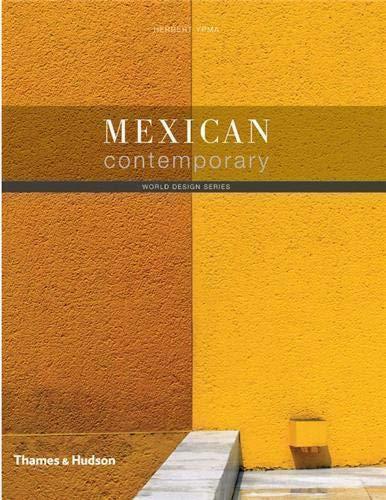9780500288870: Mexican Contemporary (World Design)