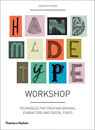 9780500289457: Handmade type workshop /anglais