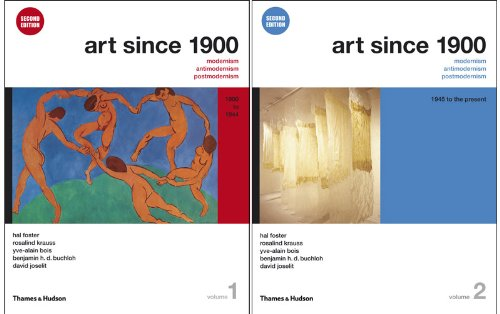 9780500289518: Art Since 1900: Modernism, Antimodernism, Postmodernism (Second Edition) (Vol. 1-2)
