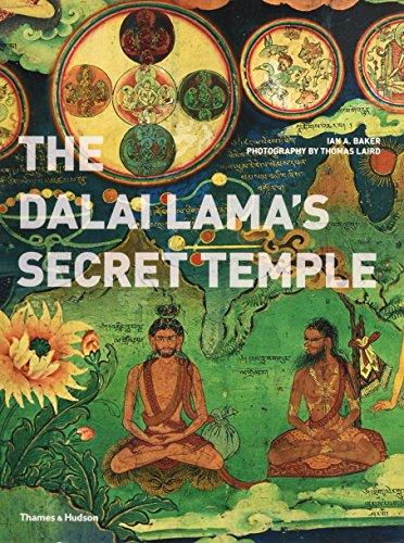 9780500289617: The Dalai Lama's Secret Temple: Tantric Wall Paintings from Tibet