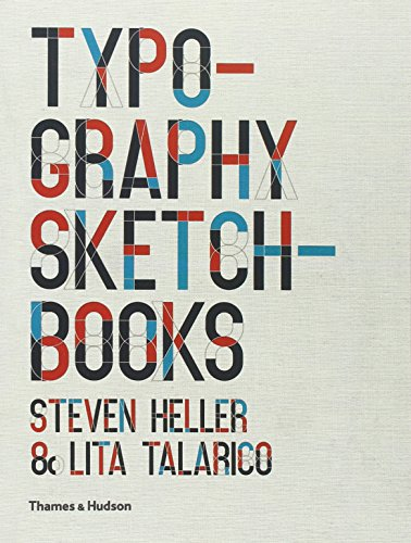 9780500289686: Typography Sketchbooks (Paperback) /Anglais