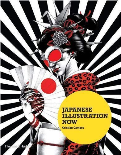 9780500289709: Japanese Illustration Now