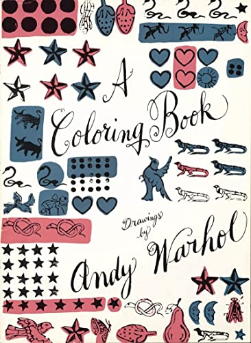9780500289778: A Coloring Book: Drawings by Andy Warhol