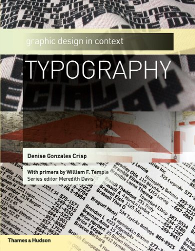 9780500289815: Typography (Graphic Design in Context)