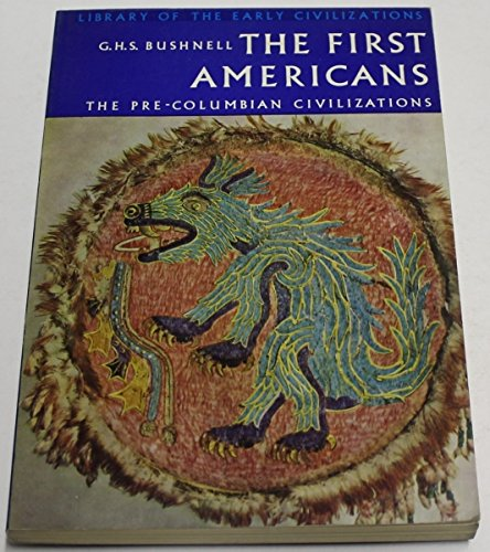 9780500290125: First Americans (Library of Early Civilizations S.)