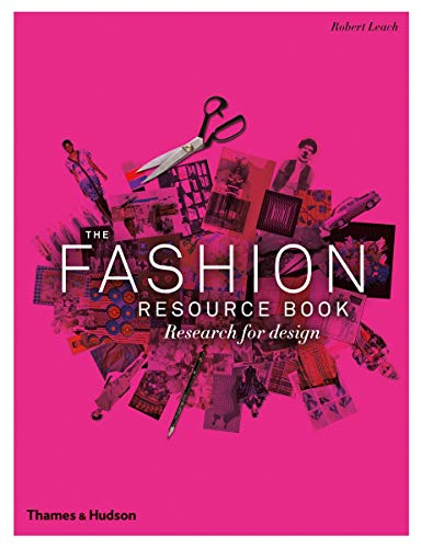 9780500290354: The Fashion Resource Book: Research for Design