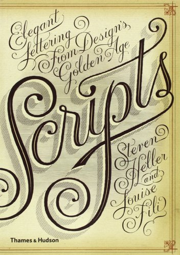 9780500290392: Scripts: Elegant Lettering from Design's Golden Age
