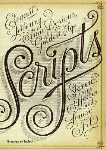 9780500290392: Scripts: Elegant Lettering from Design's Golden Age