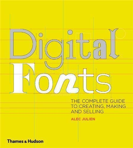 9780500290460: Digital Fonts /Anglais