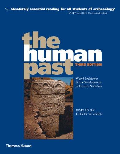 The Human Past: World Prehistory the Development of Human Societies (Paperback)