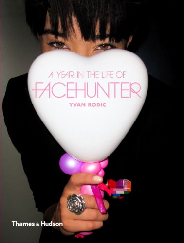 9780500290873: A Year in the Life of Face Hunter
