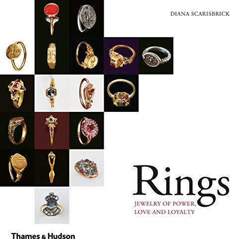 Rings: Jewelry of Power, Love, and Loyalty (Paperback): Diana Scarisbrick