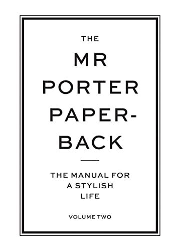 9780500291276: The Mr Porter Paperback: The Manual for a Stylish Life (Vol. 2)